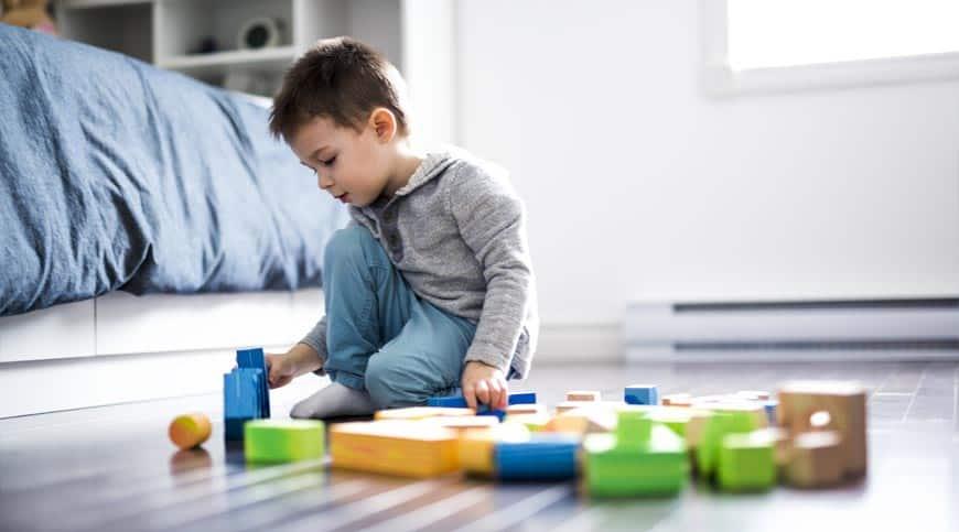 Pulizie Casa con Prodotti Bio per Tuo Bambino