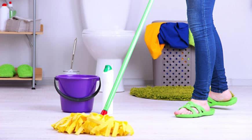 pulizia bagno e pavimenti modena