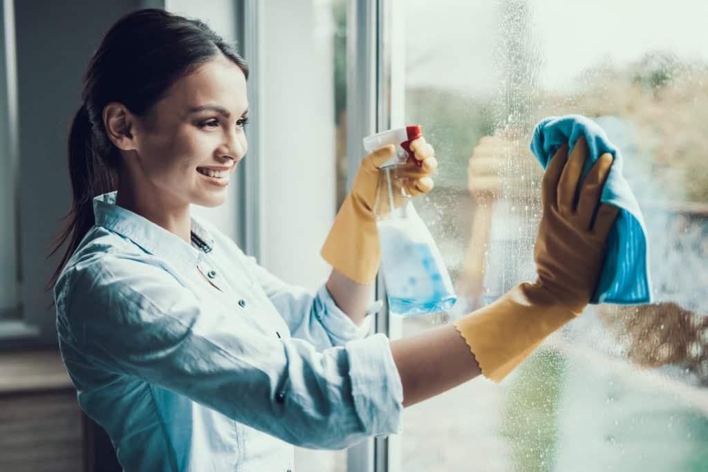 Come pulire vetri