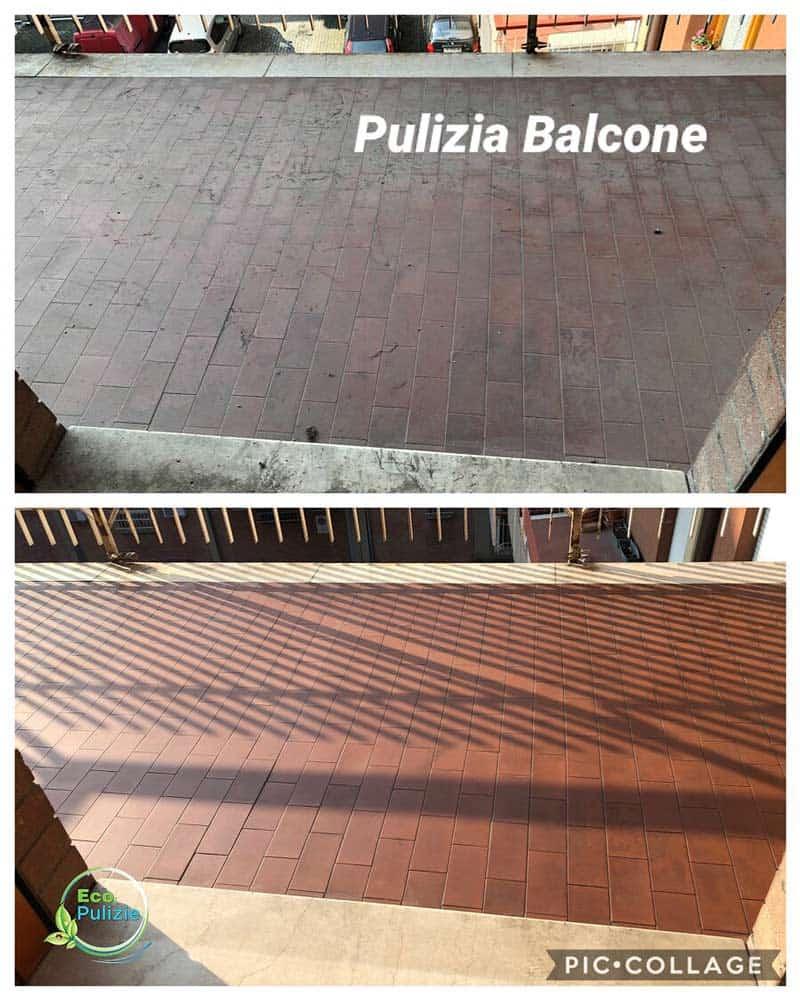 Pulizia Balcone a Bologna