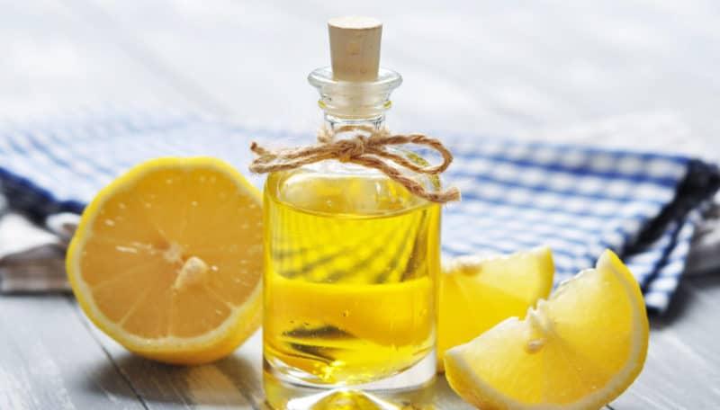 Pulire Casacon Aceto e Limone