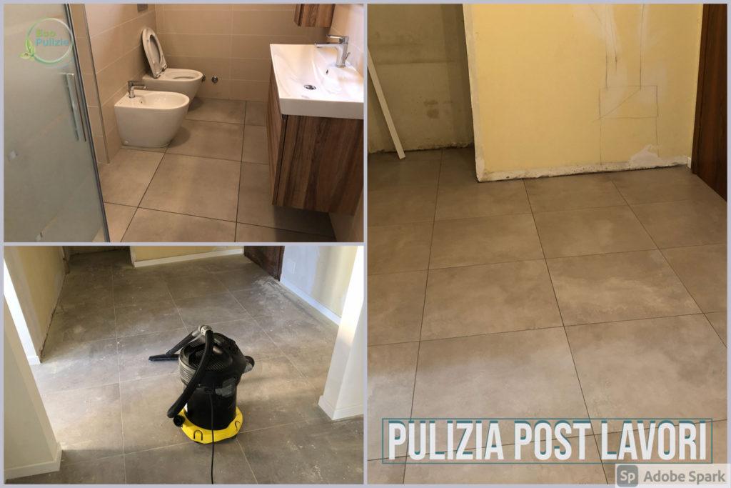 Pulizia Post Muratori