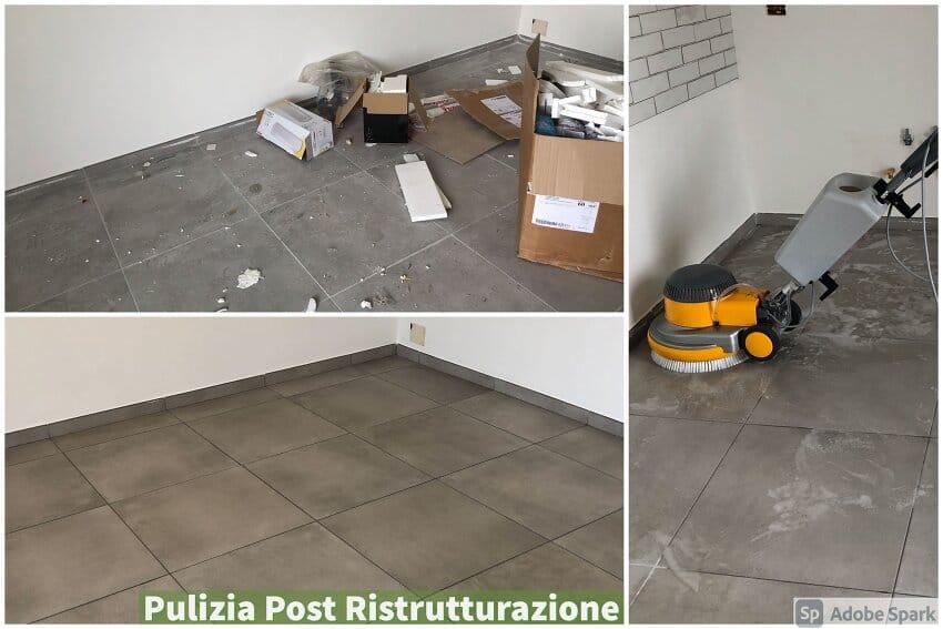Pulizia di Nuovi Costruzioni Bologna