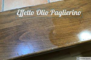 effetto olio paglierino reggio emilia