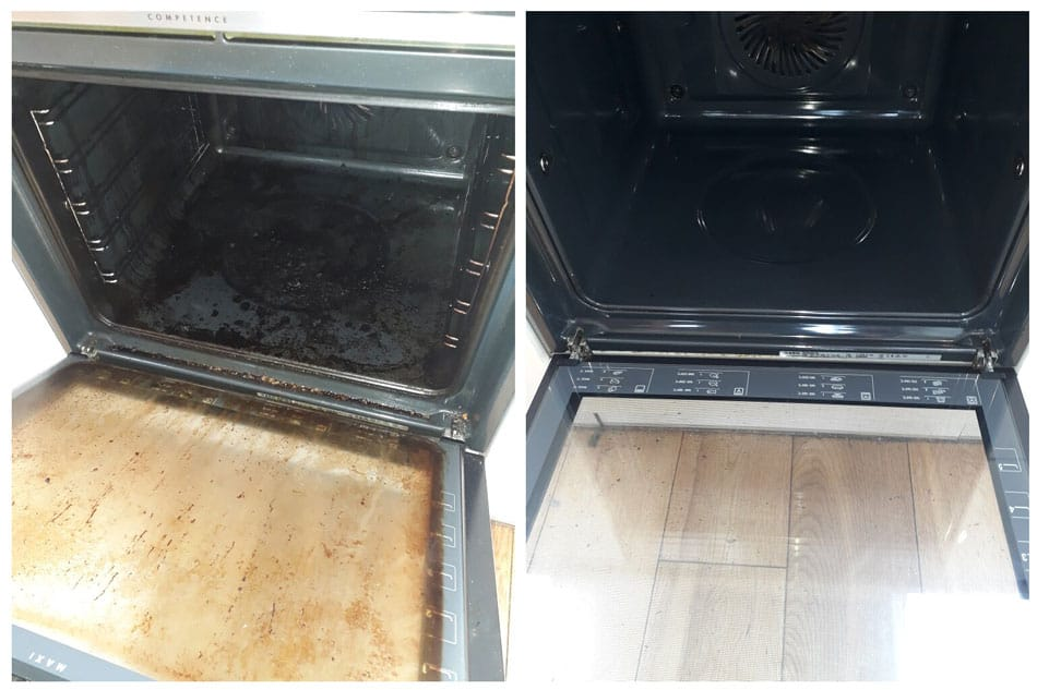 come pulire il forno incrostato