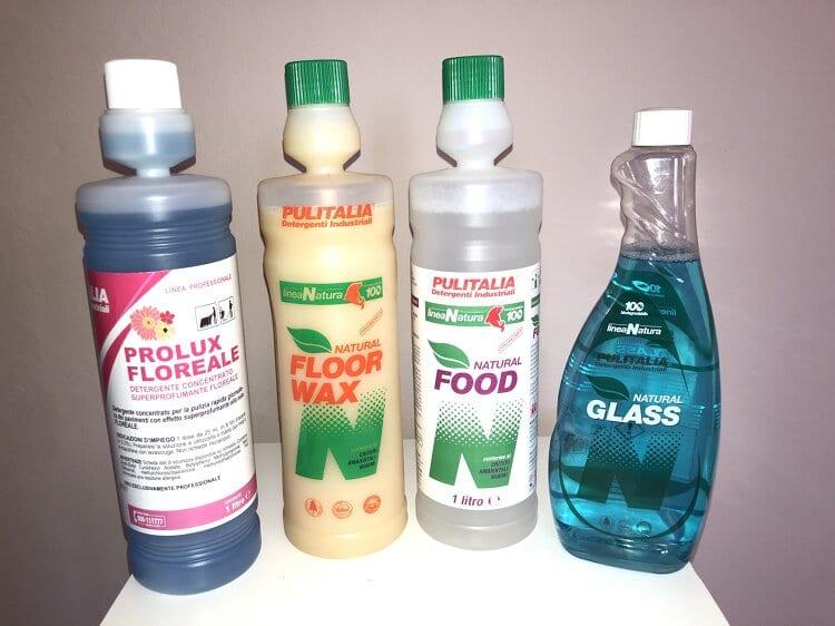 prodotti ecologici eco pulizie
